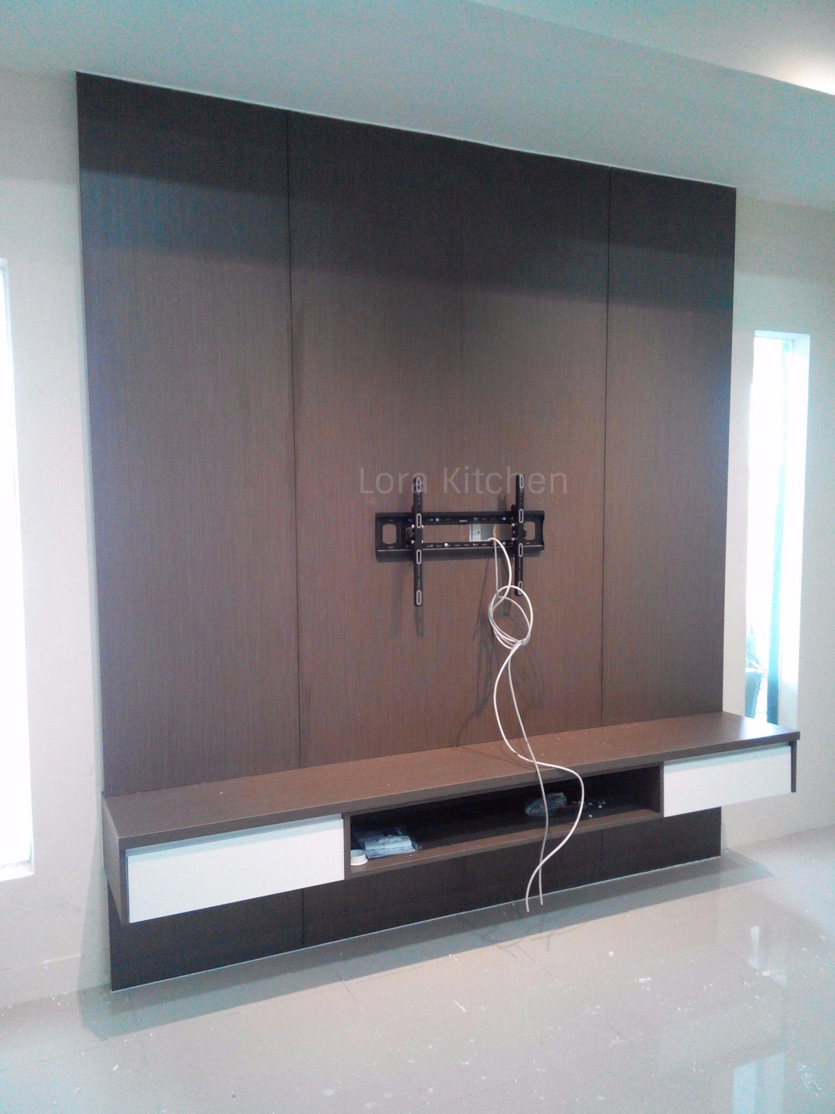 Lora Kitchen Design   Designer TV Cabinet