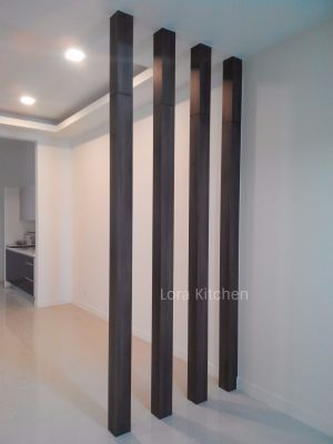 Lora Kitchen Design - Pillar Design