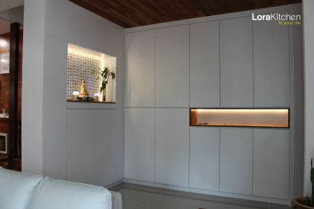 Lora Kitchen Design - altar