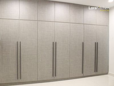 Lora Kitchen Design - Wardrobe