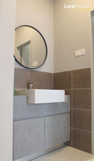 Lora Kitchen Design - Vanity Cabinet